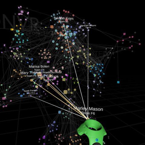 Network Data Visualisation